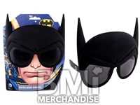 BATMAN SUPER HERO SHADES - STRAPPED