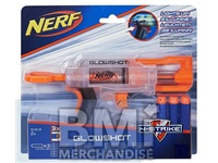 NERF N-STRIKE GLOWSHOT BLASTER FOR COLOR MATCH